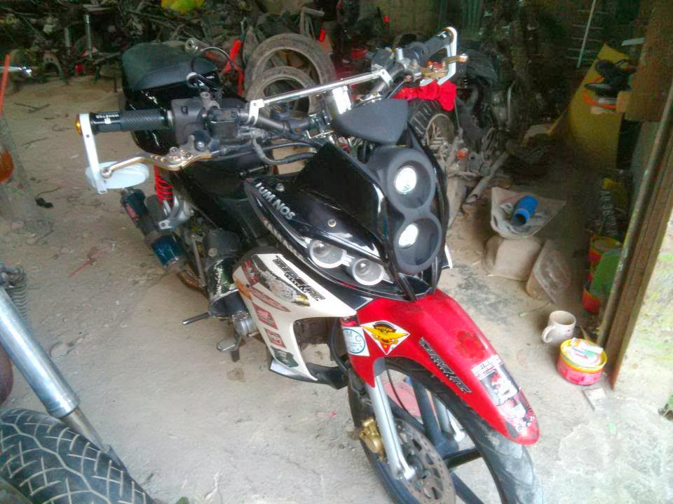Modif Motor Yamaha Jupiter Z New