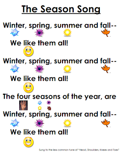 """The Season Song"""