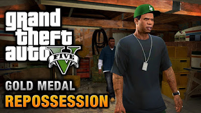 gta v Repossession quest