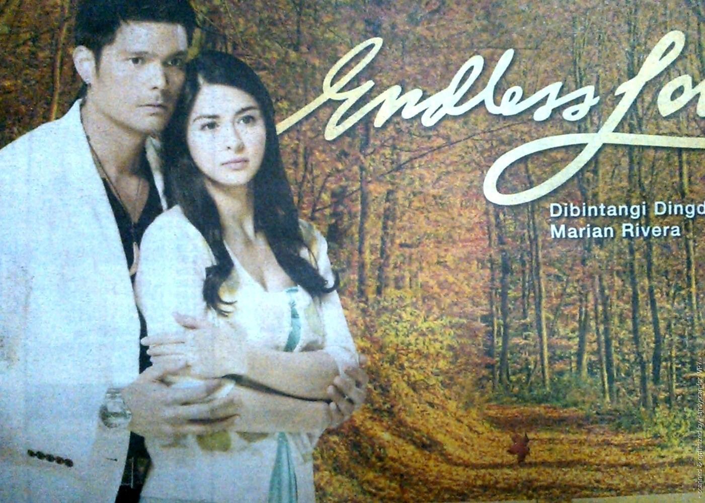 Jujurnya saya tak tau macamana boleh stuck dengan cerita ENDLESS LOVE