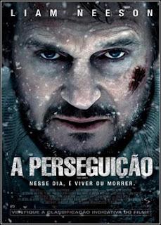 Download - A Perseguição DVDRip - AVI - Dual Áudio