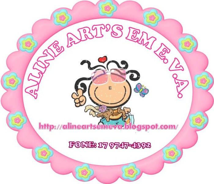 ALINE ART'S em E.V.A