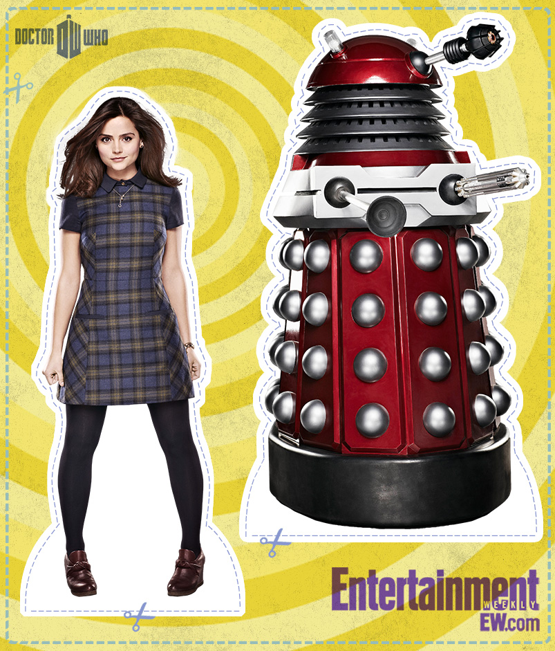 This is an image of Old Fashioned Doctor Who Paper