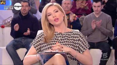 Le unghie sempre più belle di Federica Panicucci