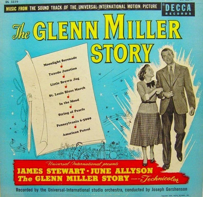 The Glenn Miller Story (Música y lágrimas)