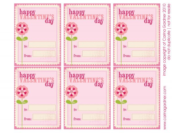 Gadget Info for you FREE PRINTABLE VALENTINES DAY CARDS FOR KIDS – Kids Printable Valentines Day Cards