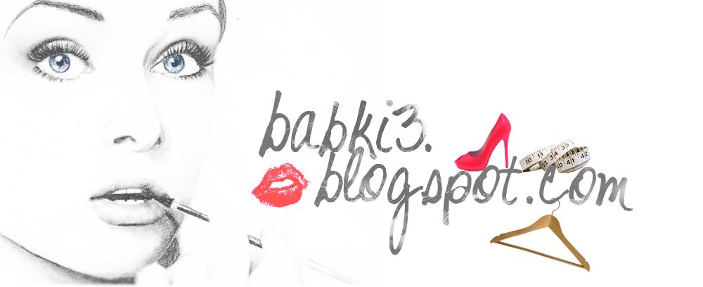 Babki trzy – lifestylowy blog o modzie, urodzie, kuchni i kulturze