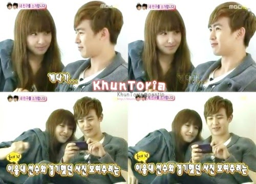 nichkhun victoria dating after wgm Mint apr 07 2014 7:38 pm y is nichkhun dating tiffany she is not pretty, she is a girl who likes to show off how much she knows english like girl your korean not american nichkhun should date victoria from fx, there married she is more pretty than tiffany or wstever   victoria in we got married :))))) apol p sep 23 2013 9:12 pm your soo.