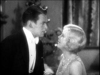 Douglas Fairbanks Jr. and Glenda Farrell