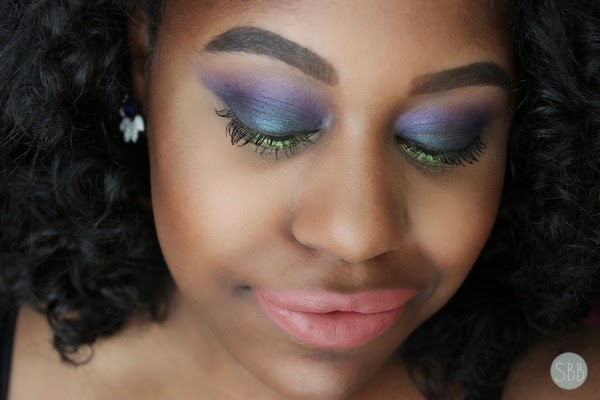 picture of Colorful Makeup