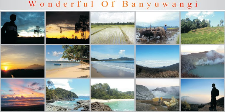 Banyuwangi Tourism Objects