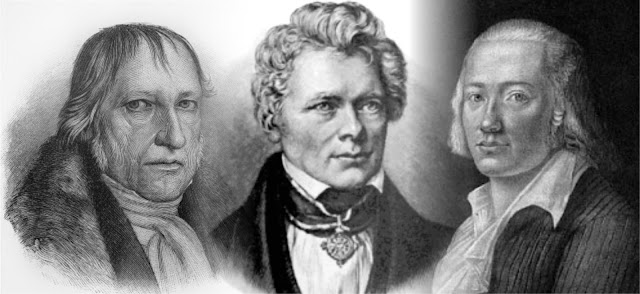 Hegel Schelling Hölderlin