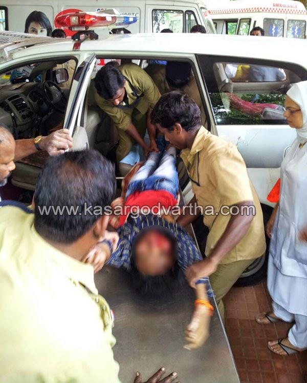 Bike accident claims student's life, Accident, Kasaragod, Bike, Car, Periya, Youth, Obituary, ITI Student