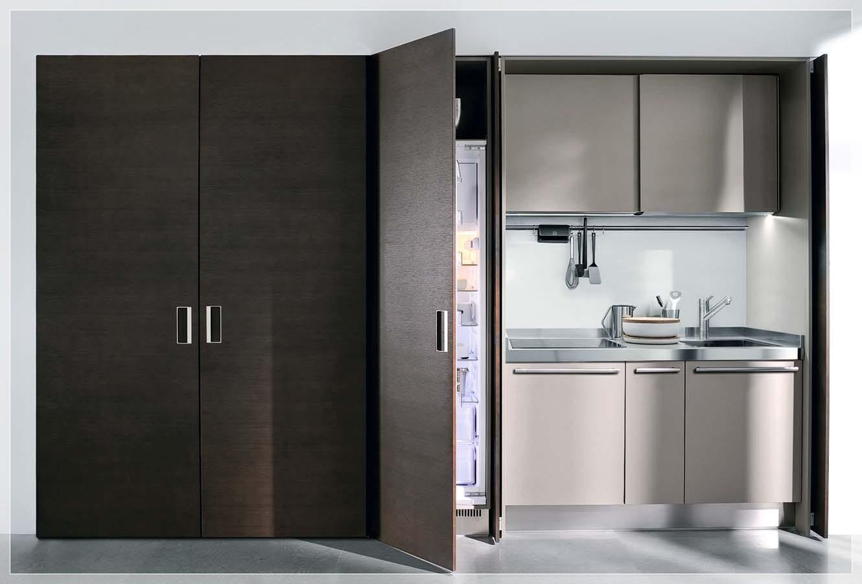 Italiensk kjøkken Design fra Arclinea - interiør inspirasjon