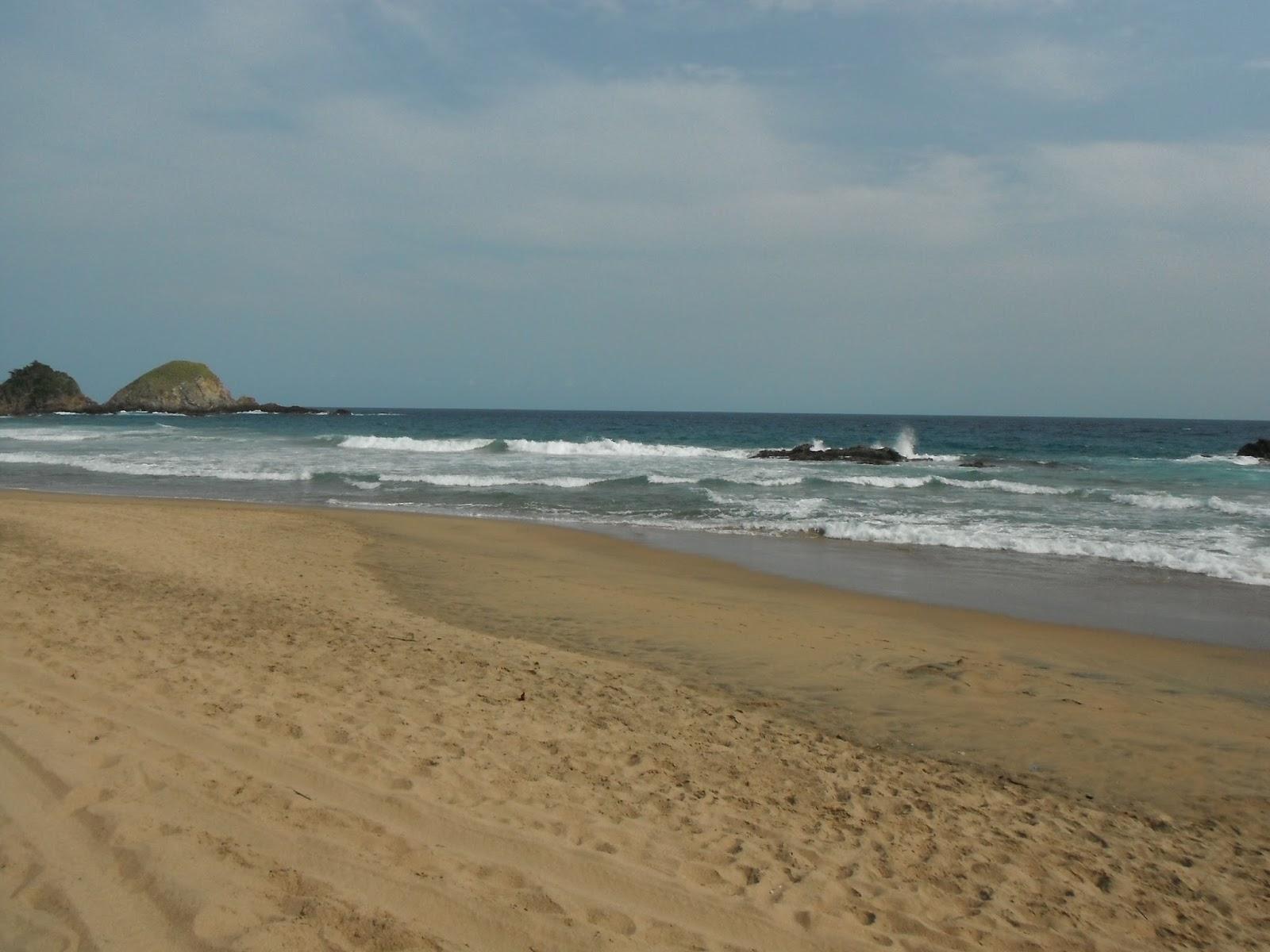 Ecoturismo m xico playa zipolite oaxaca for En zacatecas hay playa