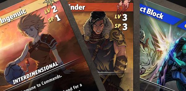 JRPG battle card game terrene odyssey