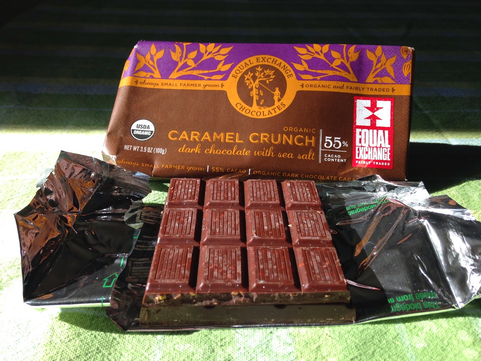 The Chocolate Cult: Equal Exchange Sweet Additions to Chocolate Bars