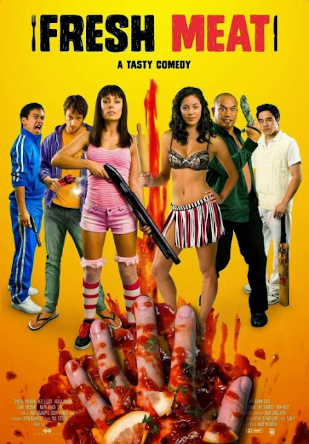 Fresh Meat (2012) DVDRip 400MB