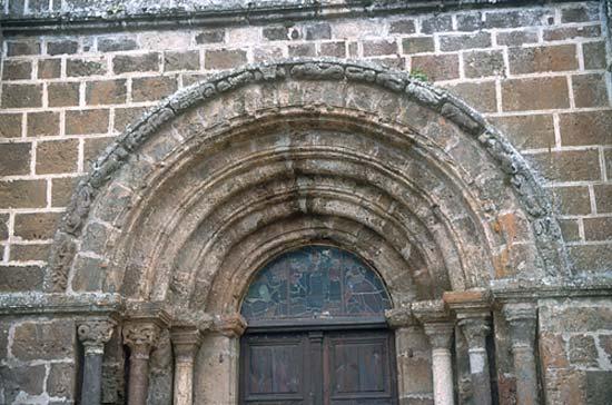 Le patrimoine de l'Ardèche.
