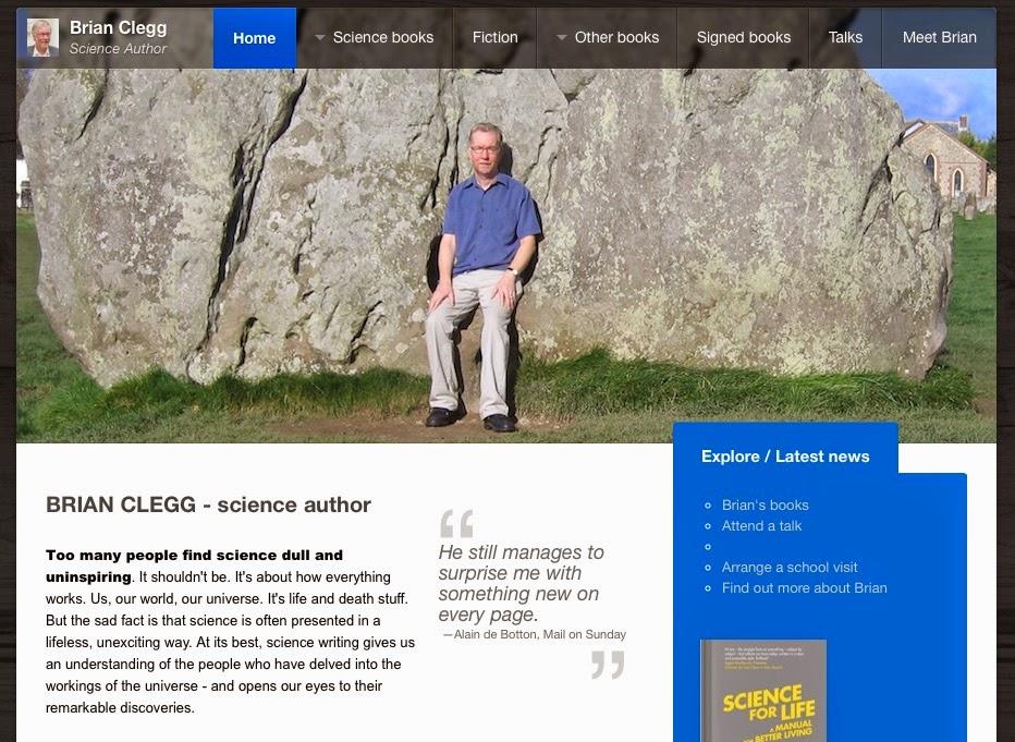 Visit Brian's website