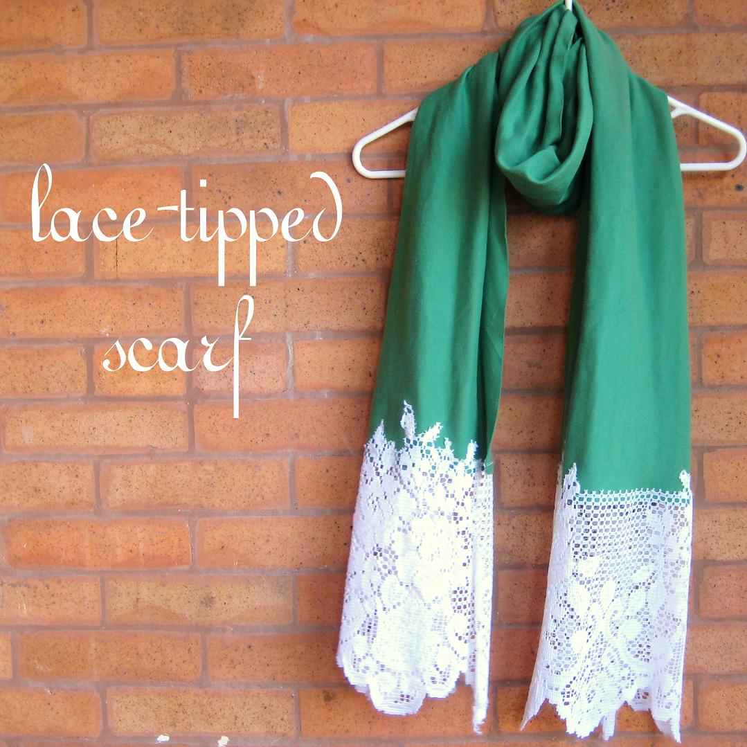 creative and cool ways to reuse scarves