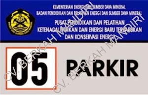 Kartu Parkir