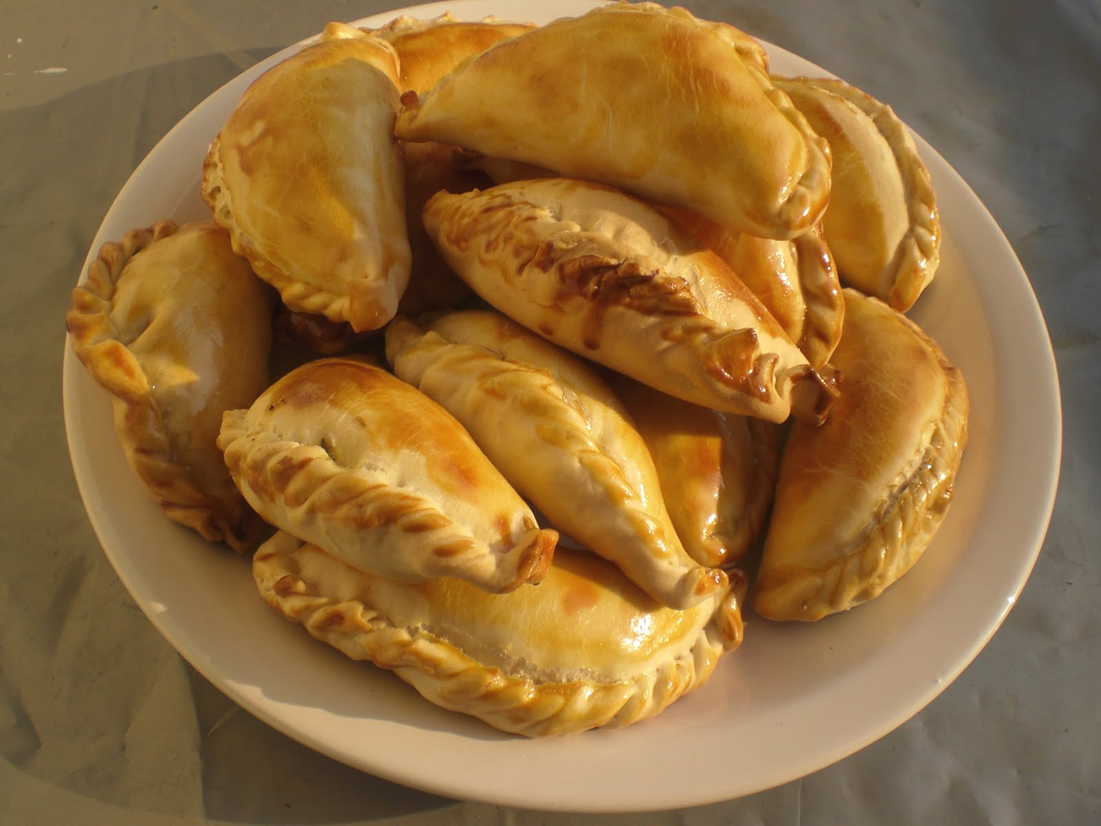 Argentine with a Twist: Butternut Squash and White Bean Empanadas