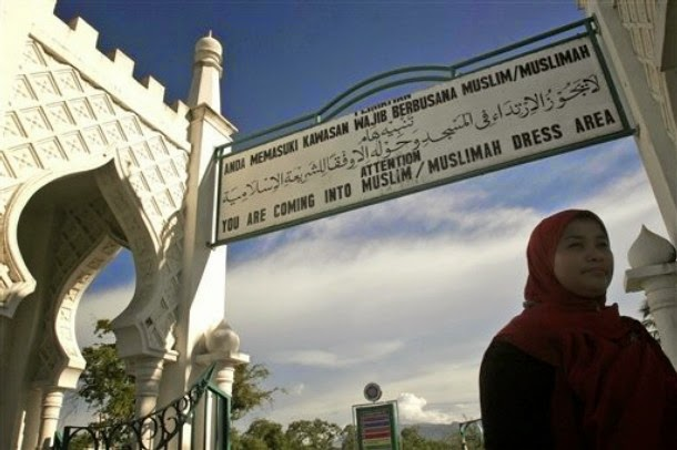 Aceh Proposes Penalties 100 Lashes For The Homosexual
