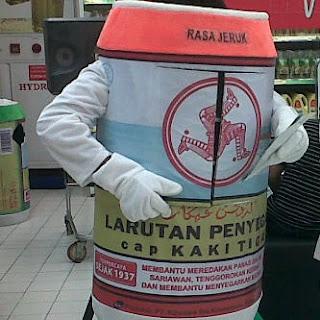 Kostum Badut Bandung