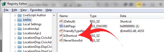 Cara Menghilangkan Tanda Panah Pada Windows 7 Tanpa Software
