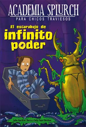 El escarabajo de infinito poder