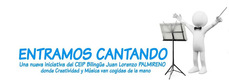 ENTRAMOS CANTANDO