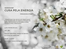 Workshop Cura p/ Energia