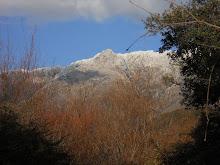 AGOSTO: las nieves del tiempo platearon la sierra