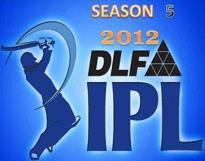 IPL 2012 LOGO