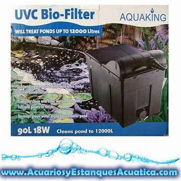 filtro de gravedad para etsanques