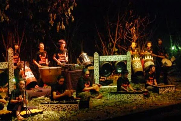 kebun kopi percussion 2009