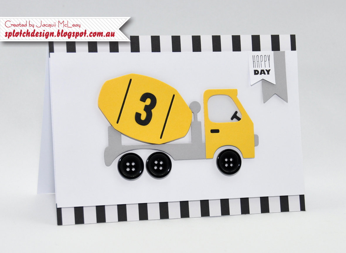Splotch design independent stampin up demonstrator boys boys birthday card bookmarktalkfo Images