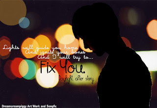 Makna, Arti, Terjemahan, Lirik, Lagu, Fix You, Coldplay