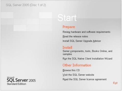 Cài đặt: Hướng dẫn cài đặt Microsoft SQL Server 2005 (bằng hình ảnh)