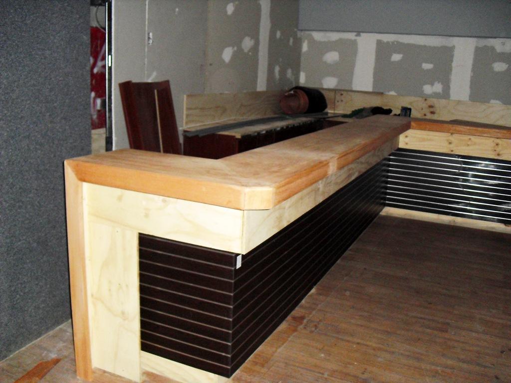 Galeria codecorfr for Fabricacion de bares de madera