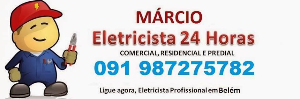 Eletricista Márcio Duarte