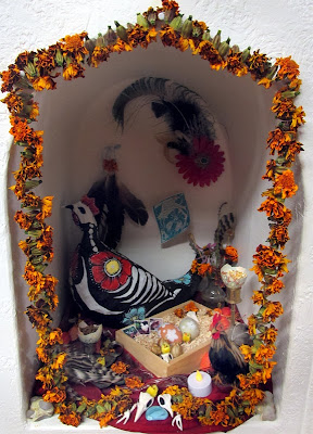 Day of the Dead Altar © 2013 Lauren T Kistner
