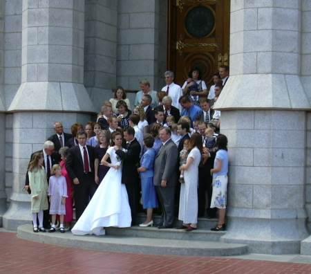 Pengikut Aliran Mormon di Amerika
