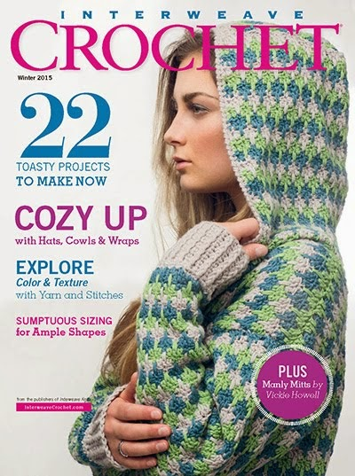 Featured in Crochet Magazine!