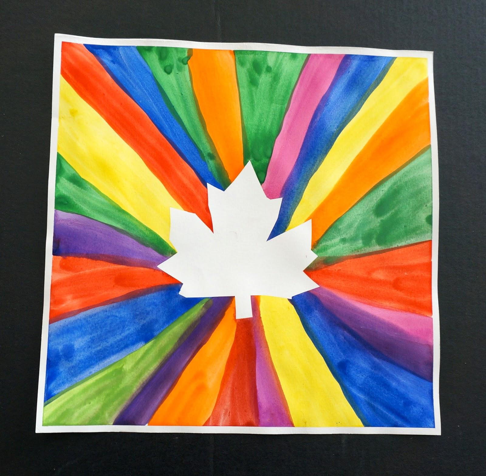 Rainbow Writing  Teachnetcom