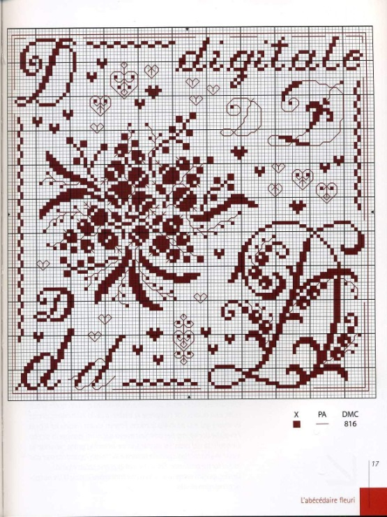 Вышивка крестом на ливинтернет ренато паролин 34