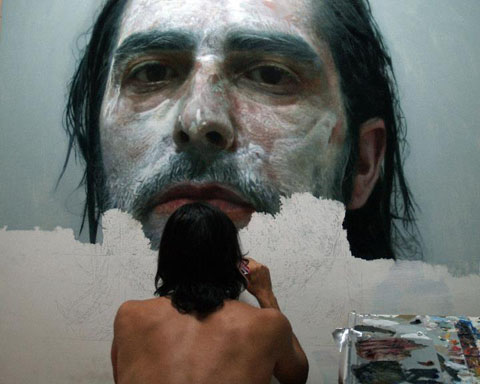 photorealistic portraits by Eloy Morales