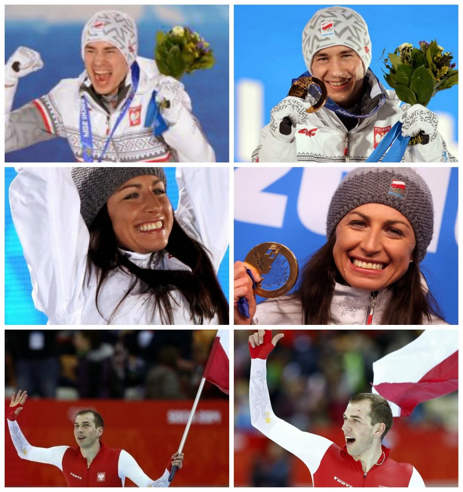 Polscy złoci medaliści Soczi 2014 - inspiracje DIY z nartami i łyżwami!