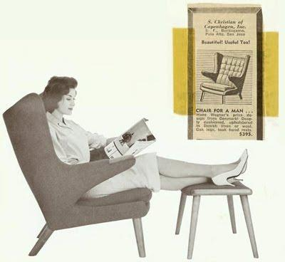 Among The Many Choices Of Lounge Chairs For A Swank Space Age Bachelor Pad,  One In Particular Is A Standout: Has Wegneru0027s Papa Bear Chair.